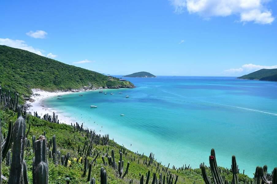12 - Prainhas do Pontal do Atalaia, Arraial do Cabo, Brésil