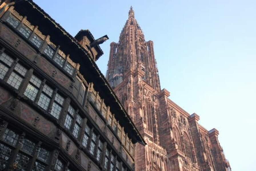 Strasbourg : de la Grande-île à la Neustadt, une scène urbaine européenne