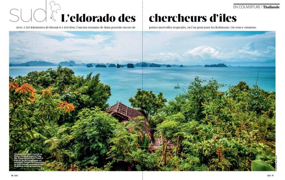 Grand dossier Thaïlande / Sud : l'eldorado des chercheurs d'îles