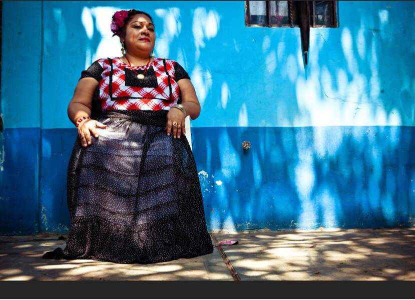 Judith Lopez, créatrice d'une association de lutte contre le sida