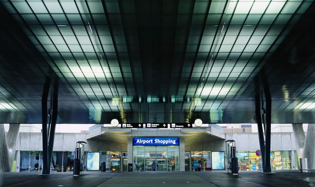 2 - Aéroport de Zürich, Suisse