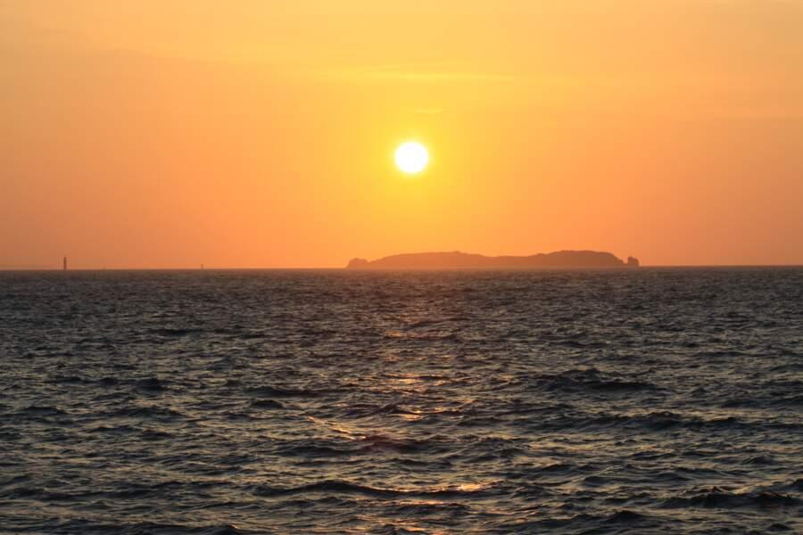Profiter de l'air marin et du soleil, pour les climatosceptiques