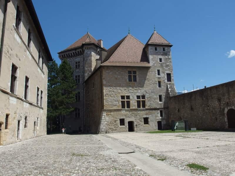 Le château d'Annecy