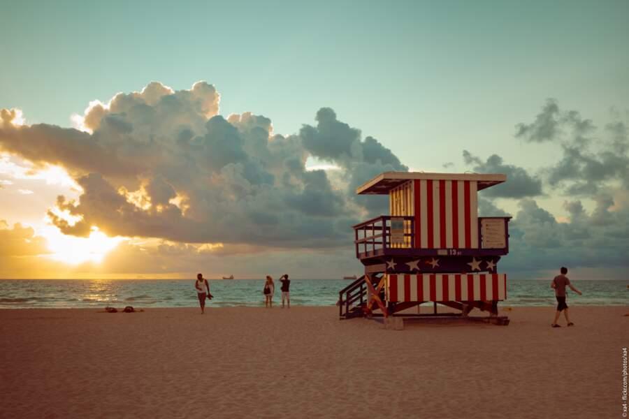 Parce que les plages y sont paradisiaques