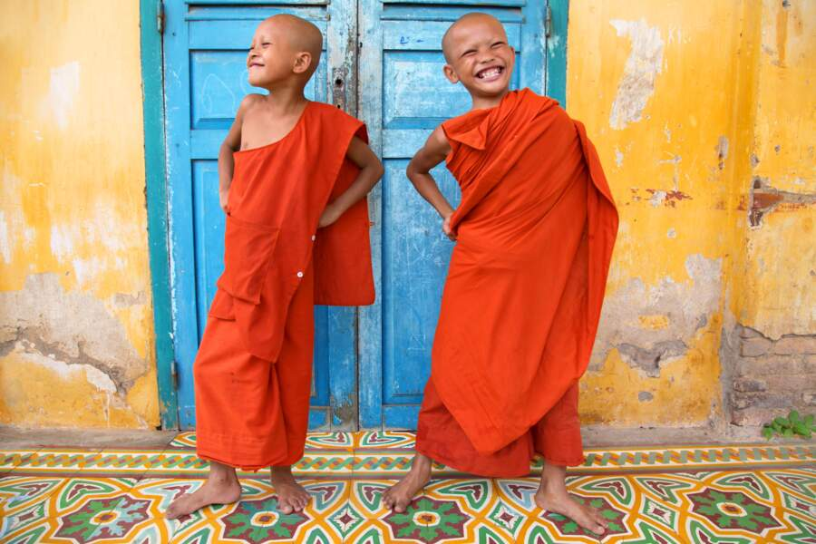 Frères sourires