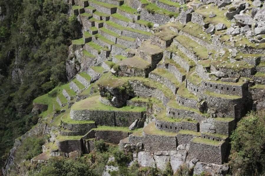 Photo prise près du Machu Picchu (Pérou), par jpbourdeilh