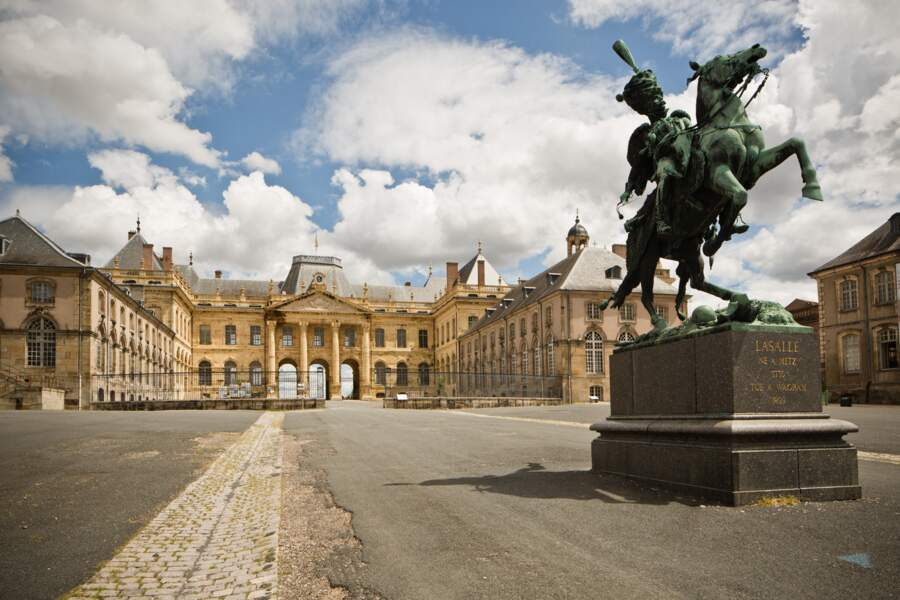 """Le """"petit Versailles"""" de Léopold 1er, duc de Lorraine"""