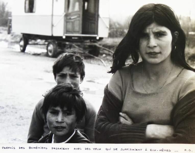 Photo prise en Touraine il y a une cinquantaine d'années, par petit.jean-michel