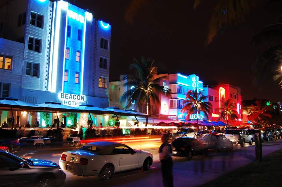 Parce que Miami est un lieu de fête incontournable