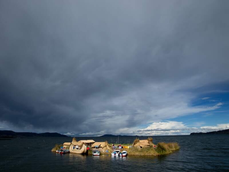 Le lac navigable le plus haut du monde