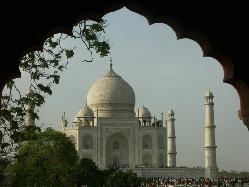 Taj Mahal, par François Deneux