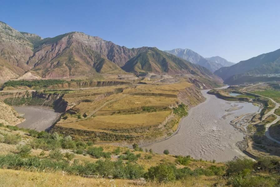 S'aventurer dans la vallée du Bartang