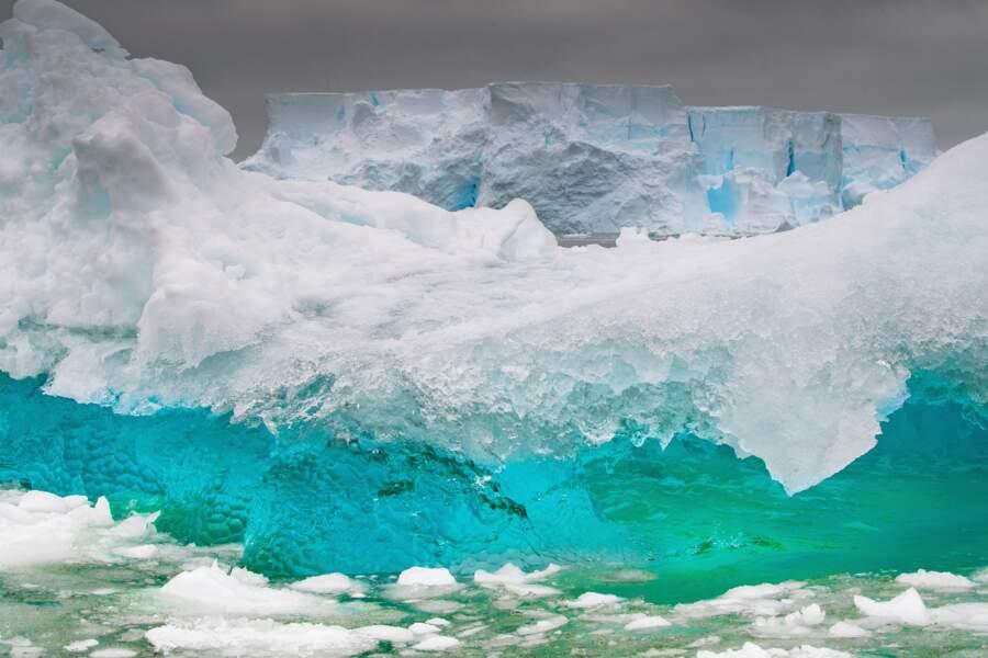 L'usine à icebergs de la mer de Weddell