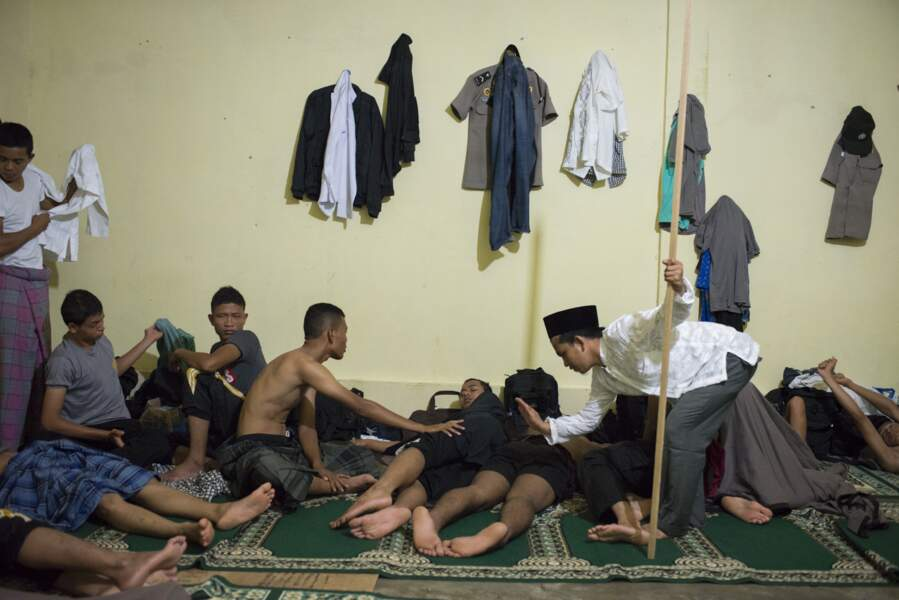 L'apprentissage des préceptes de l'islam