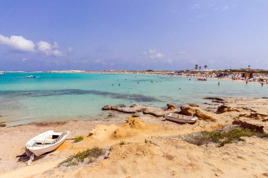 13 - Plage de Ses Illetes, Formentera, Baléares
