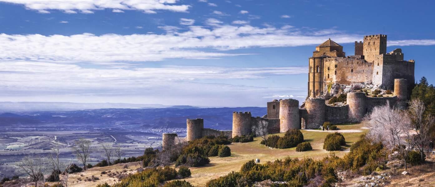 Château de Loarre, Huesca, Espagne