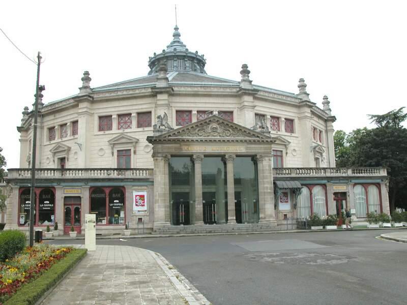 Cirque Jules Vernes, Amiens (Somme)