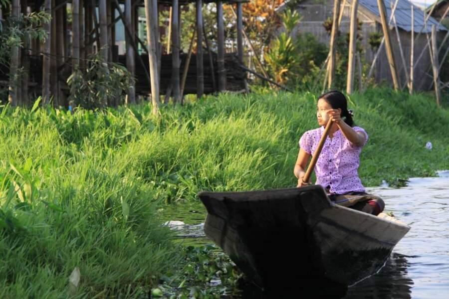 Photo prise en Birmanie, par le GEOnaute ludo
