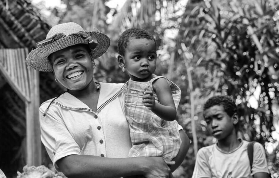 Photo prise à Mahambo (Madagascar) par le GEOnaute : marylahulote