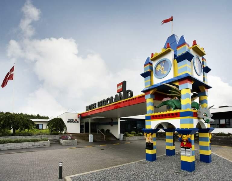 Un hôtel en Lego