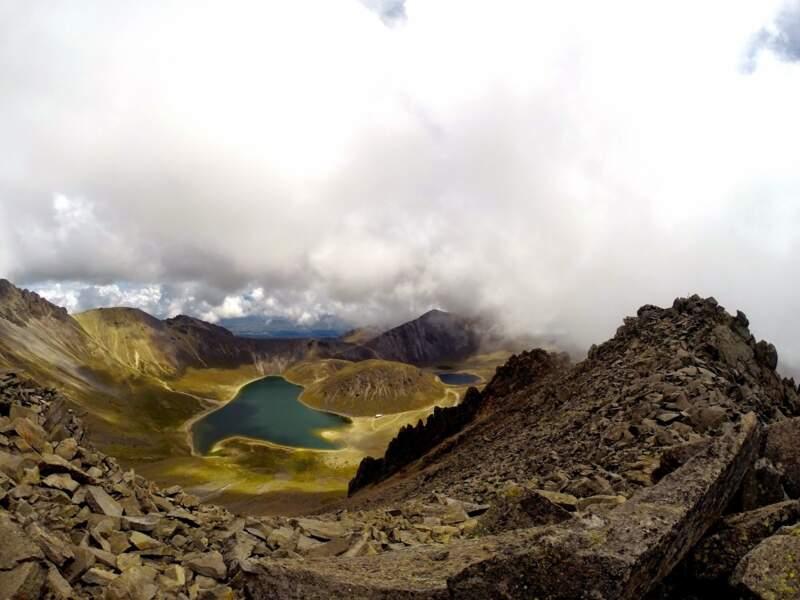 Mexique - Le volcan Nevado de Toluca