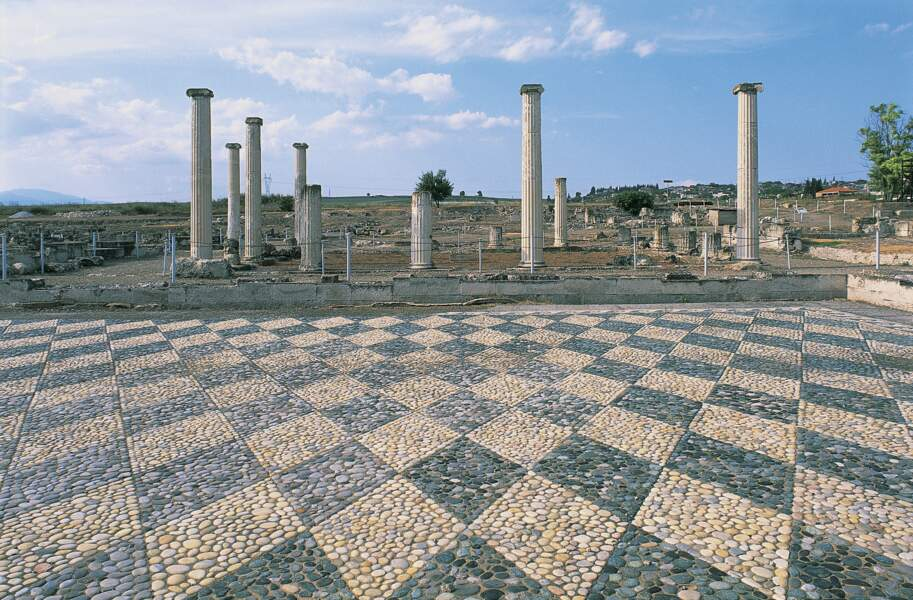 La cité antique de Pella