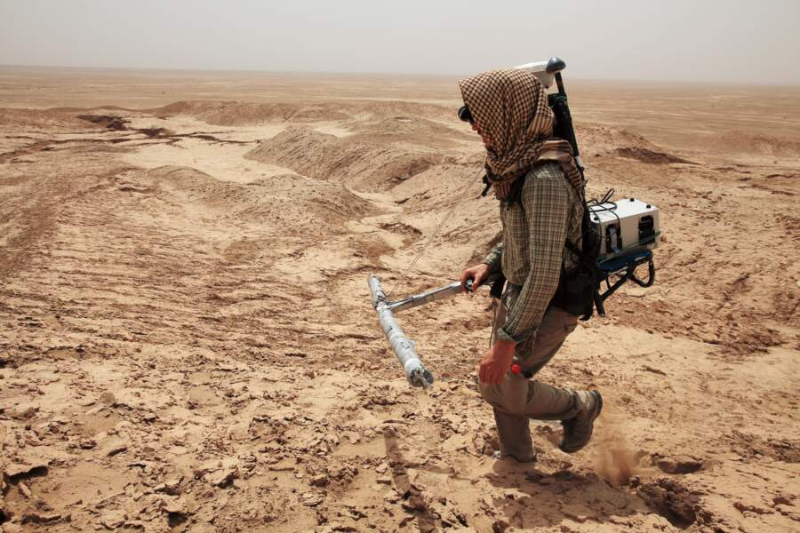 L'Irak compte plus de 30 000 sites archéologiques