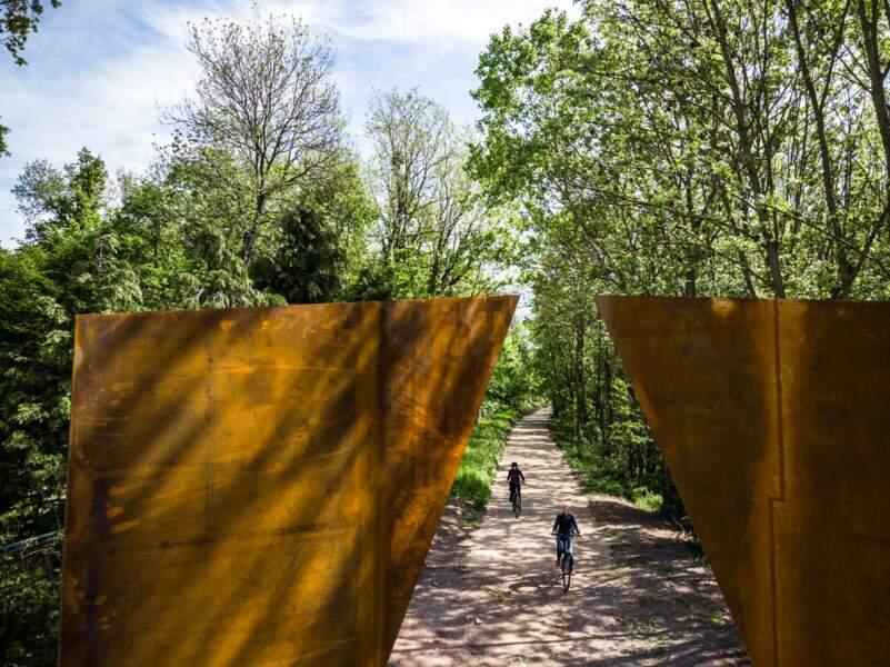 Nouvelle voie verte alsacienne