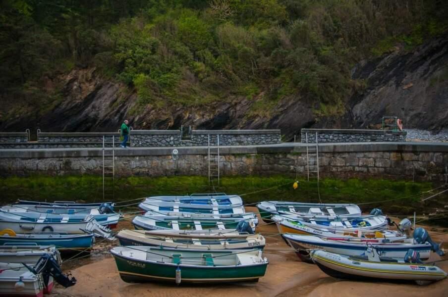 Photo prise au Pays Basque espagnol par le GEOnaute : Made in Run
