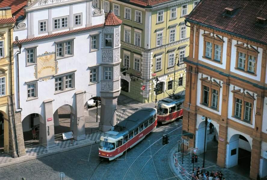 Une balade dansle quartier deMalá Strana