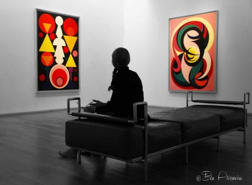 Photo prise au Musée Matisse du Cateau-Cambrésis par le GEOnaute : BéatriceLand