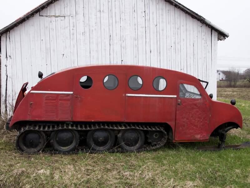 Limousine ou motoneige ?