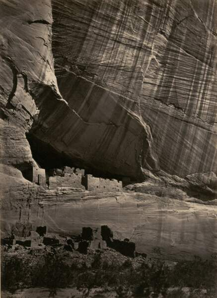 Canyon de Chelly, Arizona, Etats-Unis, 1873