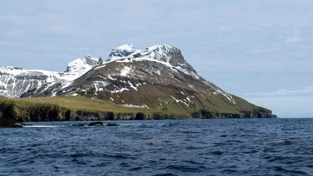 L'île d'Annenkov