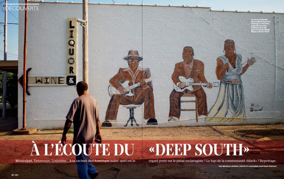 """Etats-Unis : à l'écoute du """"Deep South"""""""