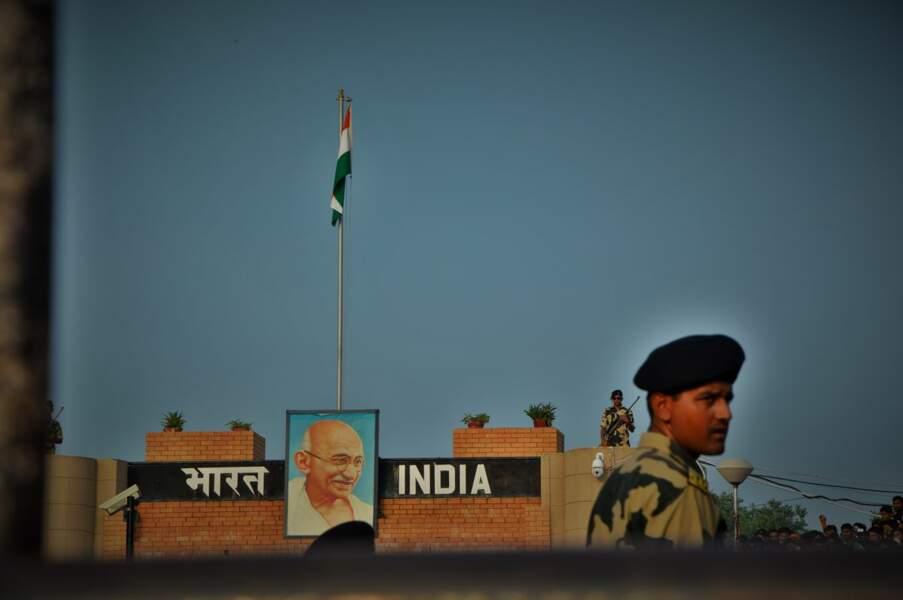 Triptyque de l'indépendance indienne