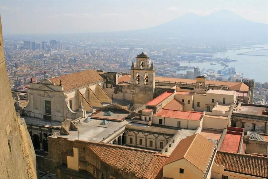 Photo prise à Naples (Italie) par Yves Charbonnel