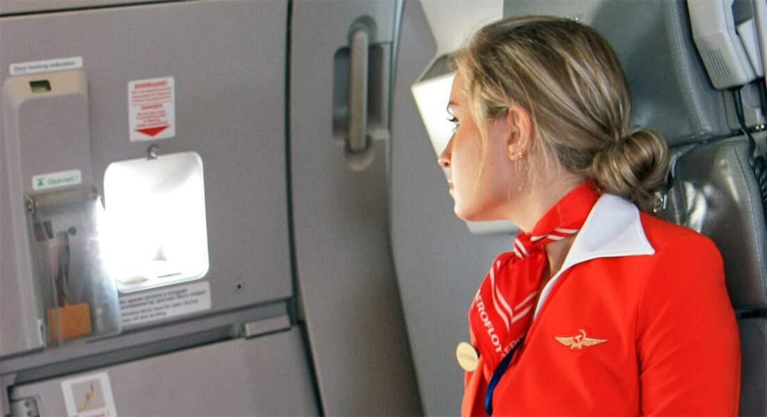 Hôtesse de l'air, stewardou pilote