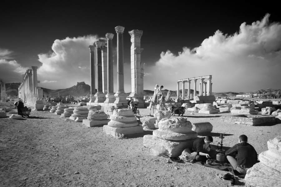 Palmyre en 2009