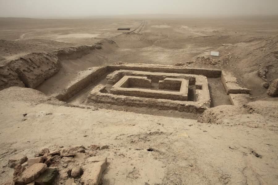 A Ourouk, où fut inventée l'écriture il y a 5000 ans, le plus grand péril, c'est l'érosion