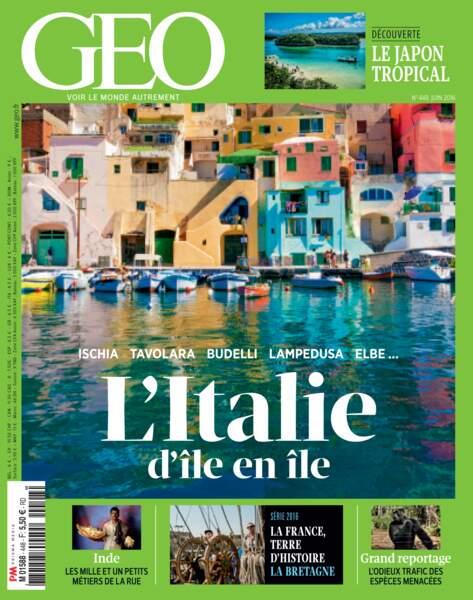Retrouvez l'intégralité du reportage dans le magazine GEO n°448 (juin 2016)