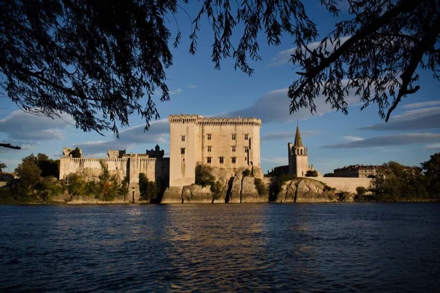 Le château de Tarascon, château fort iconique