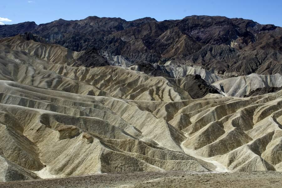 Le parc national de Death Valley