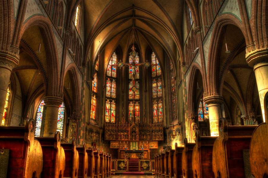 8. La Sainte-Chapelle