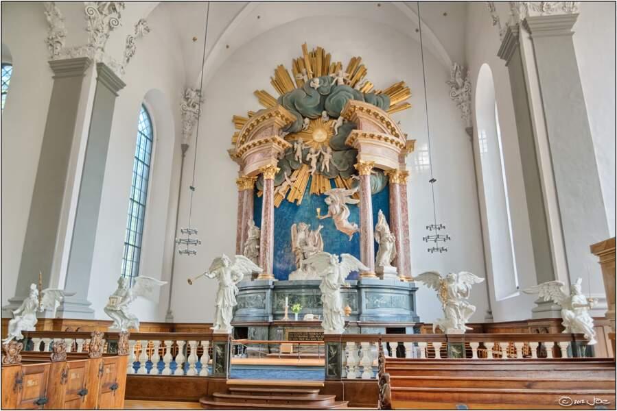 L'église de Notre-Sauveur, une vue imprenable sur Copenhague