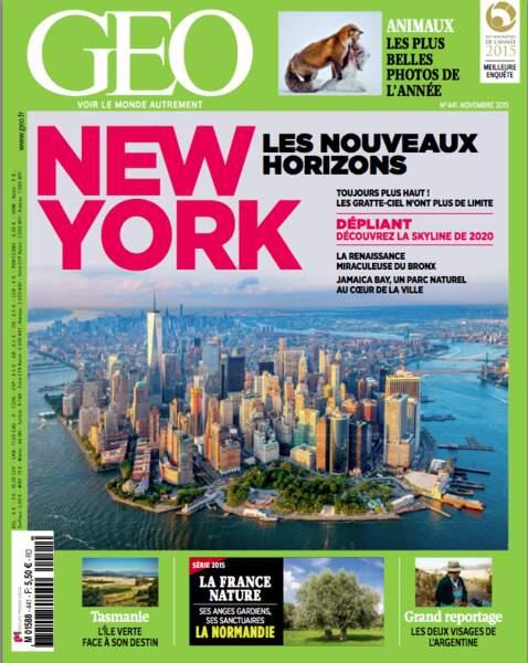 Retrouvez l'intégralité de ce reportage dans le magazine GEO n°441 (novembre 2015)