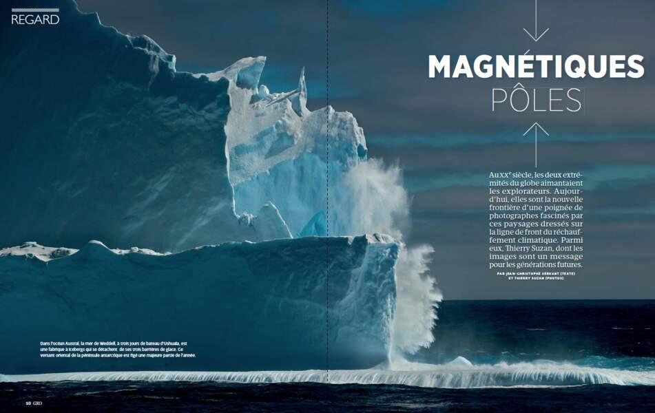 Magnétiques pôles