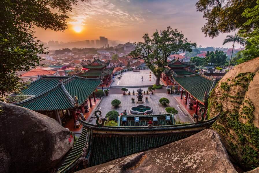 Kulangsu, en Chine