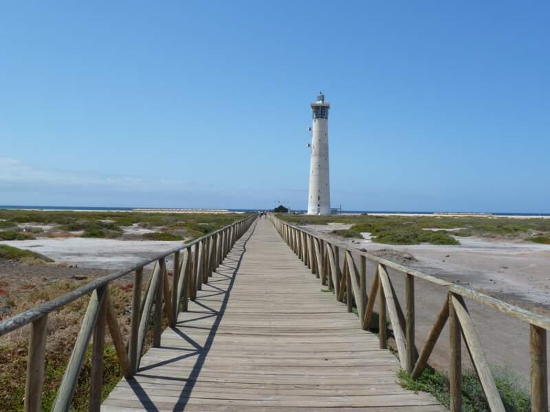 Le phare de Morro del Jable