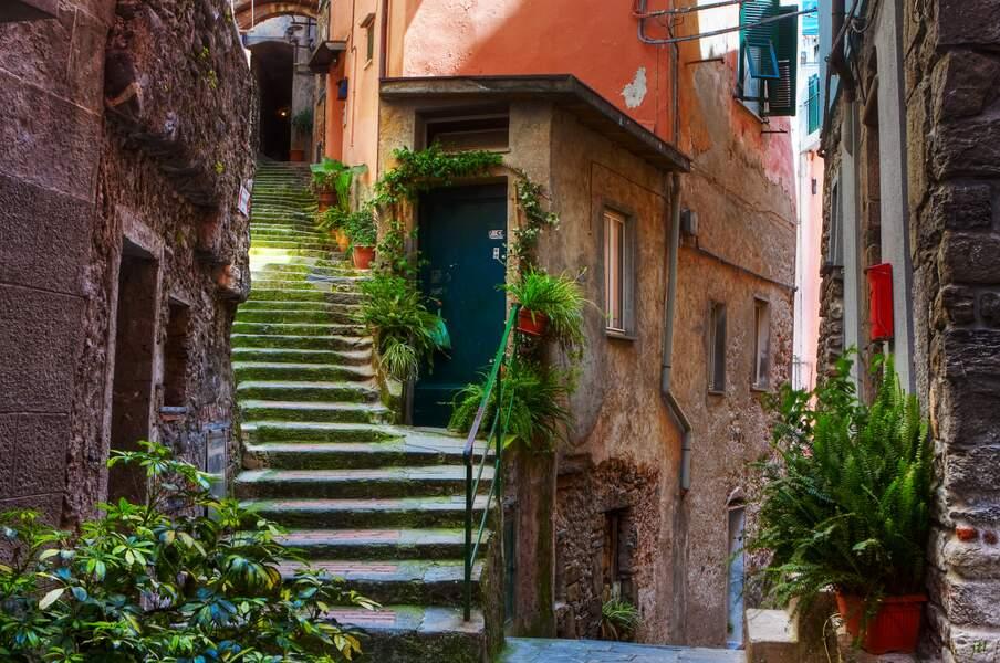 Promenade à Vernazza